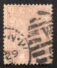 ROYAUME UNI ;GREAT BRITAIN ;2 1/2p ;plate 8 ; 1876-80 ; YT 56 ; Scott 67 / L245b