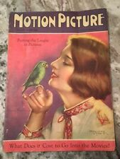 Motion Picture Magazine July 1926 Movie Star Eleanor Boardman On Cover