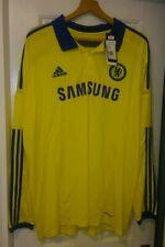 Chelsea Adidas Away Long Sleeve Shirt 2014/2015 Season.  Size XXXL.  BNWT