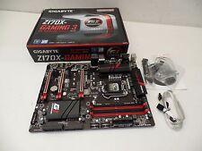 GIGABYTE G1 Gaming GA-Z170X-Gaming 3 Motherboard