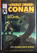 MARVEL OMNIBUS SAVAGE SWORD OF CONAN VOL 2 ORIGINAL MARVEL YEARS STARLIN COVER