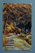 R&L Postcard: Fairlight Glen Hastings, Jotter