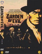 Garden of Evil (1954) Gary Cooper / Susan Hayward DVD NEW *FAST SHIPPING*