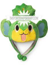 Pokemon pansage Hut Cosplay hat chapeau cap Plüsch Mütze feuillajou XY