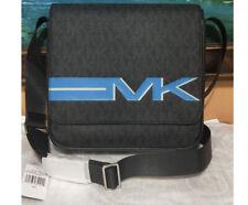 Michael Kors Men's Jet Set small messenger crossbody Logo travel  bag NWT