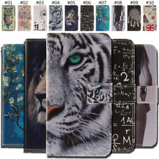 For Nokia Phones Wallet Card PU Leather Stand Flip Case Protective Skin Cover