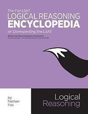 The Fox LSAT Logical Reasoning Encyclopedia: Disrespecting the LSAT (PDF)