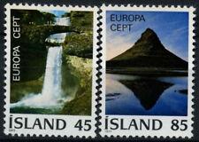 Iceland 1977 SG#553-4 Europa MNH Set #D56285