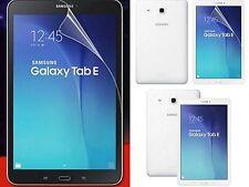 2x Kristall Klar Display Schutz Folie Samsung Galaxy Tab E 9,6 SM-T560 561 Clear