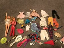 Vintage Ideal Tammy & Barbie Doll Lot Dolls , Clothes & Accessories Attic Find