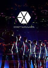 New EXO PLANET #2 The EXO'luXion IN JAPAN 2 DVD AVBK-79327 4988064793273