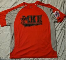 New listing Boombah Baseball Softball #21 Adult XL Jersey Red and Black with Big League