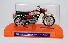Mercury / Yamaha Scrambler 350 cc - Art. 606 / Made in Itay / 1:24 / Vintage