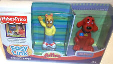 Fisher Price Easy Link Smart Keys ARTHUR & CLIFFORD the Big Red Dog NEW