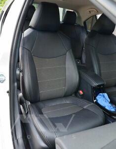 seat covers Toyota Corolla (E210)(2019+) Eko-Leather Alcantara Interior premium