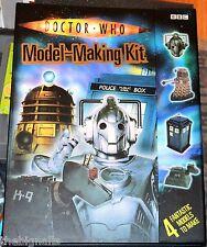 DOCTOR WHO Model-Making Kit new 4 models to make