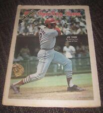 1971 Joe Torre - The Sporting News Magazine - St. Louis Cardinals - No Label