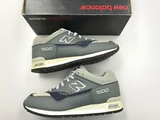Vintage New Balance KJ1500G size 5.5 men shoes Grey 1300 990 1235678