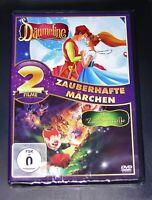 DÄUMELINE / DER ZAUBERTROLL   2 FILME AUF EINER DVD SCHNELLER VERSAND NEU & OVP