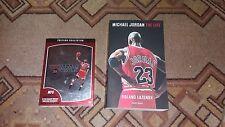 """Livre Michael Jordan, biographie """"The Life"""" en Français + 4 DVD Garnett, Wade..."""