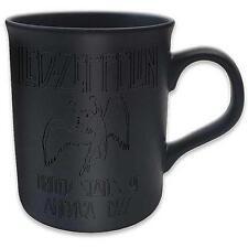 Led Zeppelin USA 77 Tour Matt Tea/tazza da caffè & Ufficiale In Scatola Con Foto