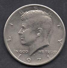 1971-D USA Kennedy HALF-DOLLAR COIN HIGHER GRADE