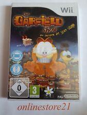 Die Garfield Show Invasion der Space Lasagne Nintendo Wii Neu