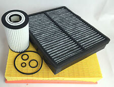 Filter Set Mercedes W163 ML320 350 430 500 OIL AIR Activated Carbon