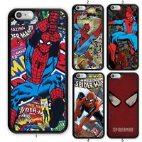 Avenger Amazing Spider-Man Case Cover For Samsung Galaxy / Apple iPhone 11 iPod