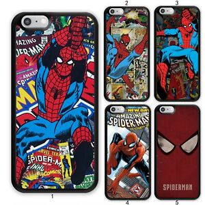 Avenger Amazing Spider-Man Case Cover For Samsung Galaxy S21 / Apple iPhone iPod