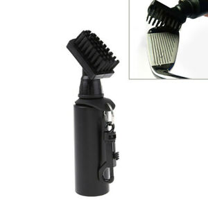 1Pc Golf Club Cleaning Brush Reel Groove Cleaner With Extrusion Water Bottle AU