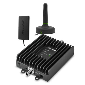 SureCall Fusion2Go 3.0 4G Car Truck Cell Phone Booster for Verizon AT&T T-Mobile
