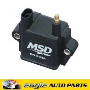 MSD Low Resistance Single Tower Blaster Coil   # MSD8232