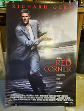 Red Corner 1997 rolled 27x40 movie poster