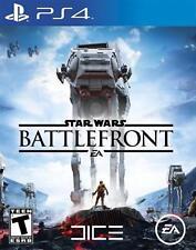 STAR WARS BATTLEFRONT para PS4 en CASTELLANO - ENTREGA HOY