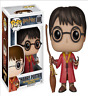 POP Harry Potter Quidditch PVC Toy Hand Doll Doll Ornaments