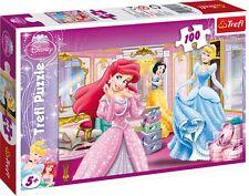 Princess Puzzle 100 Teile für Kinder Mädchen Prinzessinen Kinderpuzzle Neu