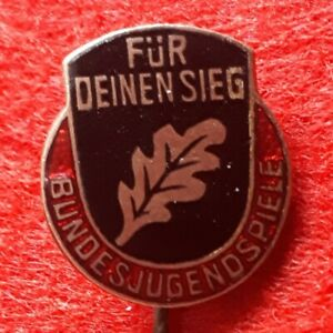 Anstecknadel Bundesjugendspiele Siegernadel