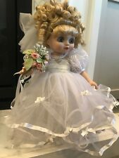 "16"" Wedding Day Doll--Numbered Collector's Edition"