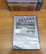 CINEMA e MISTERI d'ITALIA DVD * UN UOMO PERBENE * Placido Accorsi Melato (Nuovo)