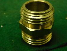 Dixon Brass 5091212C Brass Male GHT Adapter