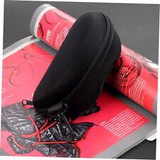 Protable Zipper Clam Shell Hard Case Box Pouch Bag Eye Glasses Sunglasses AU