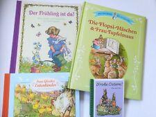 Sonderangebot Buchpaket Ostern Mängelexemplare Nostalgie Bilderbücher Frühling