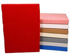 Betz drap-housse, drap de lit: 100 x 200 cm, diverses couleurs au choix