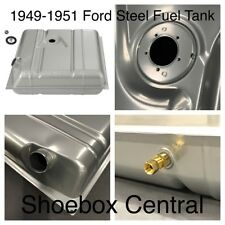 1949 1950 1951 49 50 51 Ford Gas Fuel Petrol Tank Alloy Coated 51F NEW