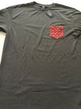 New VOLCOM Graphic Mens Skate Surf Street Tee T Shirt Size Large Retail $35