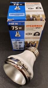 Sylvania Halogen 75 Watt Par16 10 Degrees Spot Capsylite 75W Bulb NSP 900 Lumens