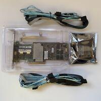 IBM ServeRaid MegaRaid M5016 6Gbps SAS/SATA 1G RAID Controller +BBU09+8087 SATA