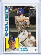 2019 Topps 1984 Topps Rookie Danny Jansen RC Blue Jays