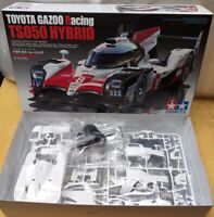 24349 Toyota Gazoo Racing TS050 Hybrid Tamiya  1/24 plastic model kit